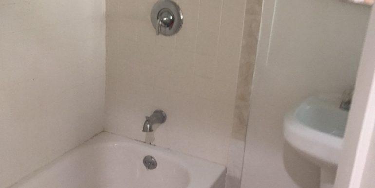 bath ground unit